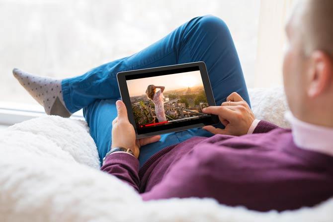 YouTube für Informationen und Unterhaltung