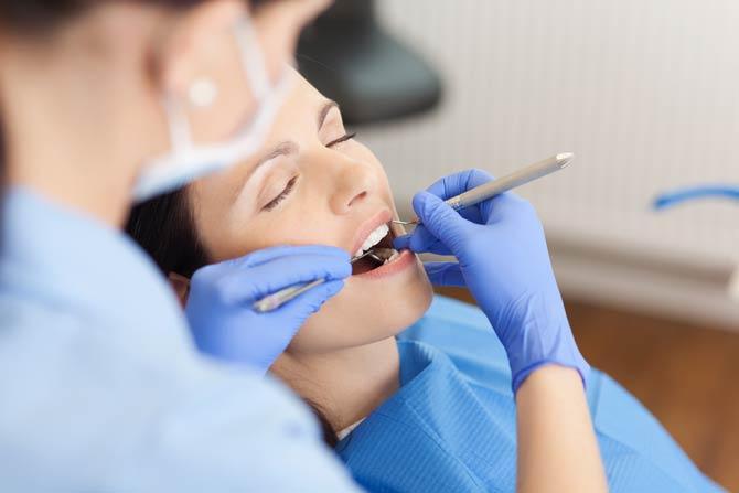 Zahngesundheit gefährdet