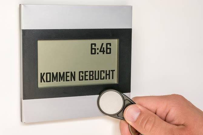 Zeiterfassungssysteme - Digitalisierung im Büro