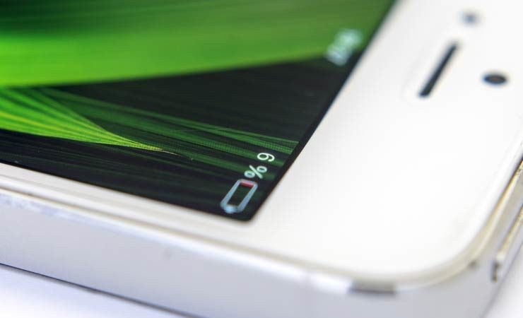 Die iPhone-Laufzeit verlängern